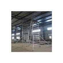 Professional Custom Mobile Tower Scaffold / Scaffolding Mob