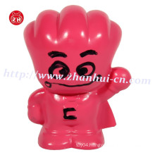 Palm shape Plastic Toy