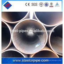 Tubo de diámetro de 100 mm de diámetro tubo de acero soldado con el mejor precio