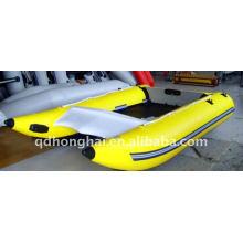 HH-P335 жесткой надувная моторная лодка