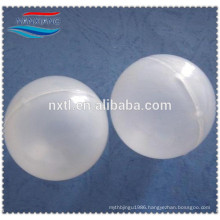 "Plastic random 1"" hollow ball"