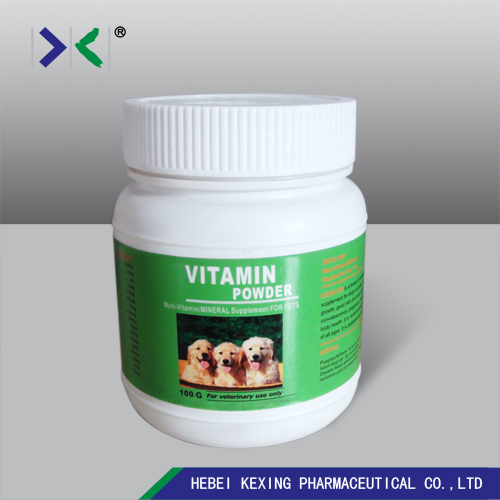 Animal Multivitamine Soluble en agua Premix 1kg