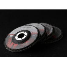 Zirconia Alumina Abrasive Flap Discs Angle Grinder For Metal / Steel