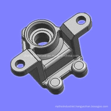 A380 Aluminum Alloy Precision Die Casting for Base
