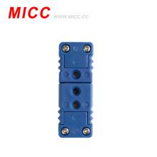 Conector de termopar MICC T mini / conectores de termopar industrial