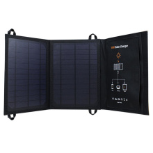 11W Fast Dual USB Ports Sun Power Charger Foldable Solar Charger
