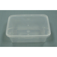 Einweg-Mikrowelle Safe PP Lunch Box Lebensmittelbehälter