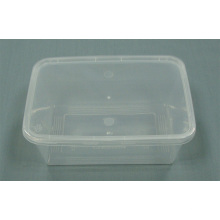 Micro-onde jetable Safe PP Lunch Box Food Container