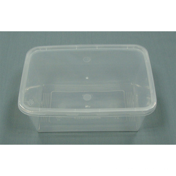 Disposable Microwave Safe PP Lunch Box Food Container