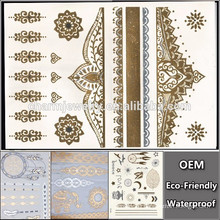 OEM Wholesale Symmetry tattoo temporary tattoo latest brands tattoo Sticker for adults f8