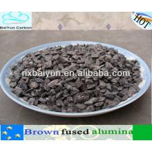 abrasifs et grains d'alumine fusionnés brun reractory