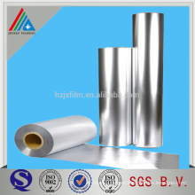 20/25/30 micron Heat Sealable Aluminum Metallized CPP film For packaging/lamination