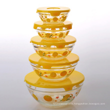 Glass Lunch Bowls Healthy Food Storage Containers