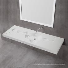 KKR Bathroom Hand Wash Basin Wall Mounted Wash Basin Lavabo