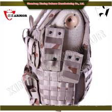 China wholesale cordura army kevlar bulletproof vest