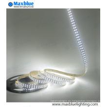 12VDC 240ledsm SMD3014 tira de LED con 4 oz Cooper PCB