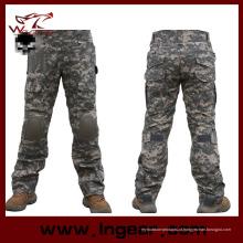 Esportes ao ar livre Pereira tático do exército militar carga calças Men′s Sweatpants calças Casual roupas calças masculinas com joelheiras