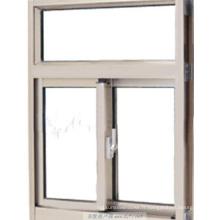 Fenêtre coulissante en verre à faible émissivité E avec le meilleur prix