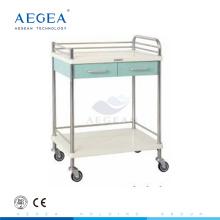 AG-MT030 Simple clinic patient patient treatment nursing cart