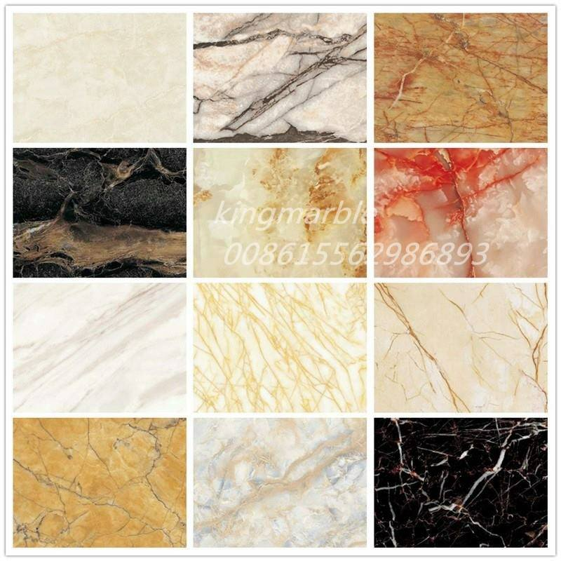 The new decoration materials pvc marble sheet 1.5mm UV panel111