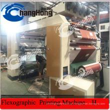 4 cor PP não tecido Pritning máquina