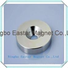 N45 terre Rare néodyme anneau Permanent Magnet