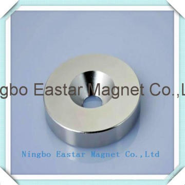 N45 Rare Earth Neodymium Permanent Ring Magnet
