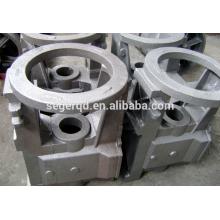 peças de usinagem de ferro fundido de ferro