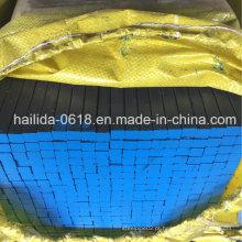 1020 S20c Ss400 A36 St37 Barras quadradas de aço macio
