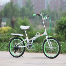 Heißer Verkauf preiswertes 20 Zoll-faltendes Stadt-Fahrrad