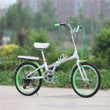 Hot Sale Cheap 20 Inch Folding City Bike