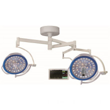 Double dome round OT lamp with camera system