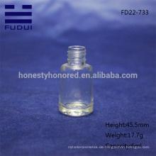 Großhandel fancy leere Nagellack Flasche / Glas Nagellack Flasche Design mit guter Qualität