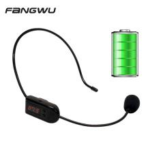 Good Quality Newest FM Wireless Headset Microphone