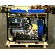 6kw Home Usage Generator Set KAIAO Diesel Generator Kipor Style