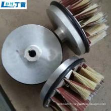 Brosse tampico de nettoyage de gommage de fabricant chinois