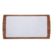 Grande planche à découper en marbre