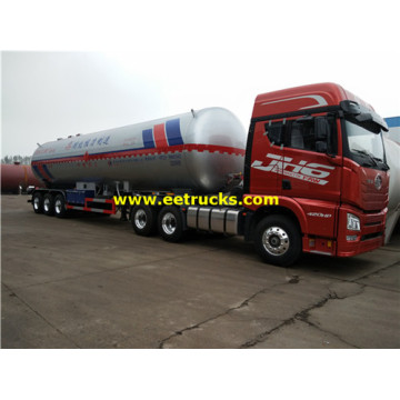 56m3 30MT NH3 Remorques de transport