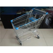 Asian Style Einkaufswagen und Einkaufswagen