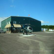 Hangar de estructura de acero prefabricado (KXD-SSB1271)