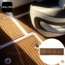 Non-Skid EVA Faux Teak Marine Foam Customized Sheet