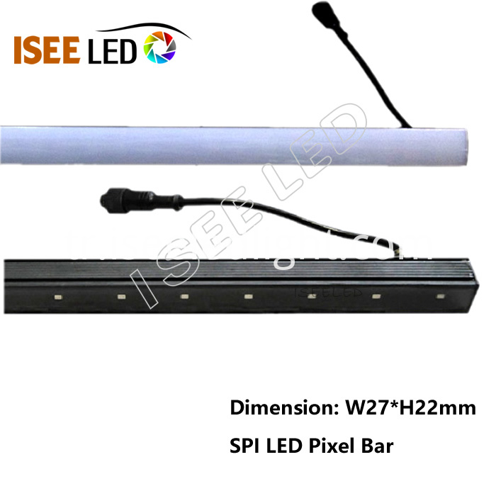 SPI Pixel LED Bar