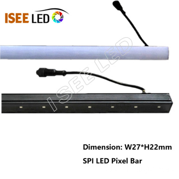 WS2811 Led RGB 5050 Bar para iluminación de club
