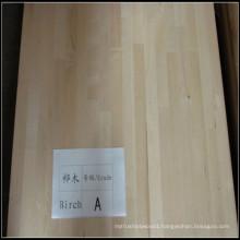 Birch Finger Joint Board (Worktops)