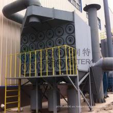 FORST fundición Polvo de aire industrial, colector de polvo de fundición