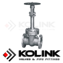 Cryogenic Gate Valve Carbon Steel/Stainless Steel