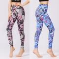 Digital Printing Yoga pants for women