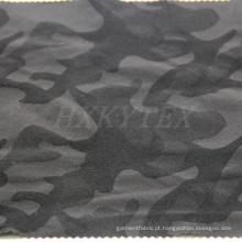 Jacquard 70d + 40d com tecido de nylon de 4 vias de spandex