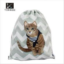 A mais popular Best Selling promocional Polyester Drawstring Tea Bag