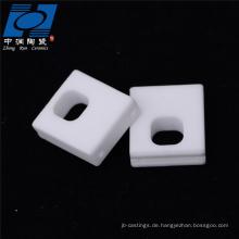 Al2o3-Keramikscheibe Aluminiumoxidkeramik poröse Keramikscheibe